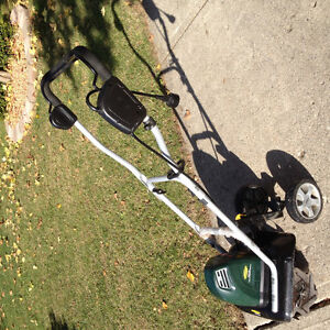 Yardworks Electric Rotto tiller 8A London Ontario image 2