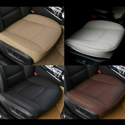 Breathable Car Front Seat Cover PU Leather Seat Protector Cushion 3D Universal 97 Honda Passport Seat Cover