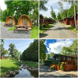 Static caravan holiday home for sale Lake District Penrith Cumbria Ullswater