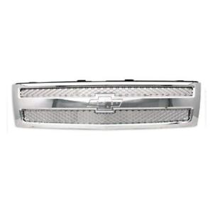 2007-2013 Chevrolet Pickup Chevy Silverado Grille - Best Value ®