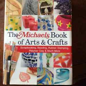 Michaels Book of Arts and Crafts 530 pages