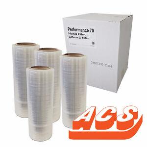 "Industrial Pallet Stretch Wrap Film 13""  Per roll $10.95 each"