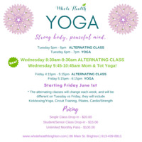 Fitness & Yoga Classes