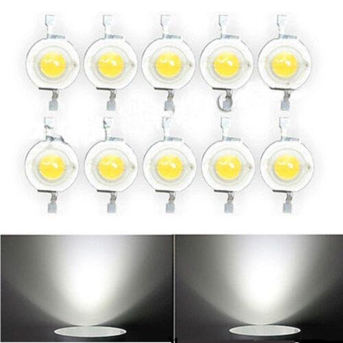 Small Beads 1w Details Watt Lamp Bulds Decor Power Diy 10pcs 1 3v High Led About White 7gyvbYf6