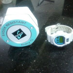Never used G shock (Baby G) watch