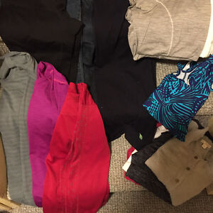 Women's assorted clothing