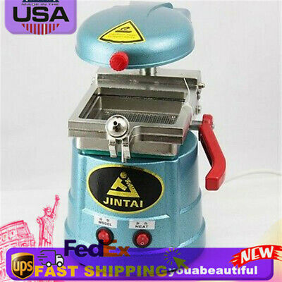 Dental Lab Vacuum Forming Molding Machine Device Vacuum Former Thermoforming Hot