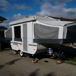 Tent Trailer 10' Jayco