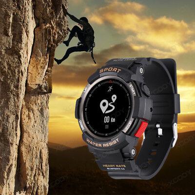 F6 Sports Smart Watch Ip68 Waterproof Bluetooth Heart Rate Running Swimming Gps
