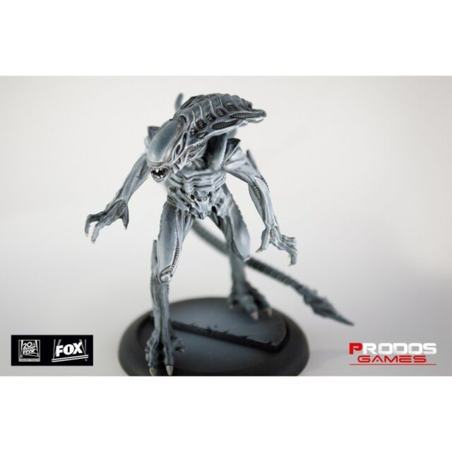 New Aliens Vs Predator The Hunt Begins Alien Royal Guard Expansion Board Game UK