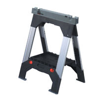 STANLEY FatMax Sawhorse with Adjustable Legs
