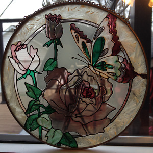 Stained Glass Decoations & Window