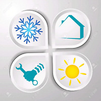 Air conditioner and furnace. BEST DEALS!