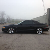1997 Ford Mustang GT Convertible -Must See-