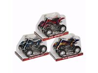 Hotrods Toy Quad Bicycles £5 each or 3 for £12