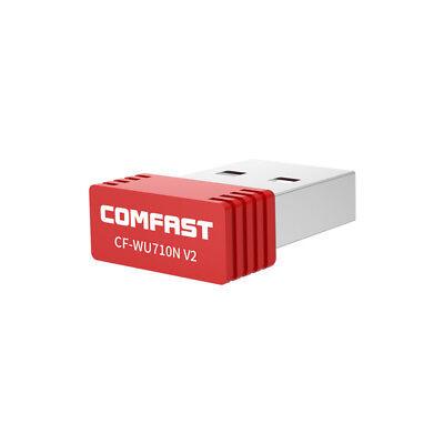 CF-WU710N USB Wi-Fi Nano Adapter 150MBs WiFi Windows XP / 7 / 8 / 10