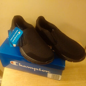Men's Casual Sports Walking Shoes by Champion, never worn