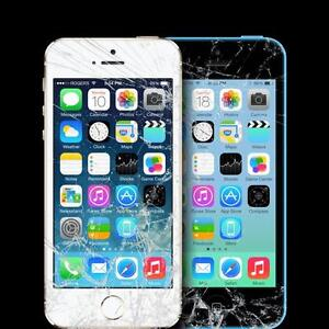 IPHONE, IPAD, SAMSUNG, SONY SCEEN REPAIRS, CLOSING SALE**
