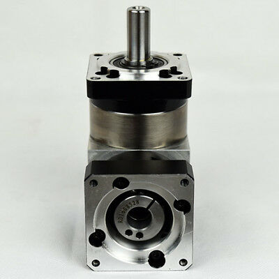 90 Degree Right Angle Planetary Gearbox 51 For 400w Ac Servo Motor Shaft 14mm