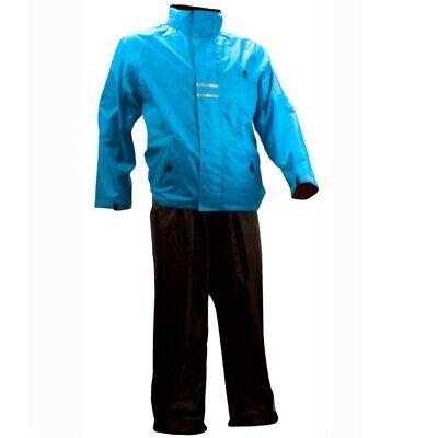 RALKA Regenanzug wasserdichte Hose & Jacke mit Kapuze für Damen Herren #AZZ
