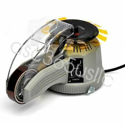 110v Width 0.1-1 Electric Tape Dispenser Machine Adhesive Cutter Zcut-2 Office