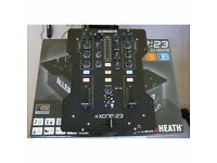 Allen & Heath xone 23 2 + 2 Channel DJ mixer