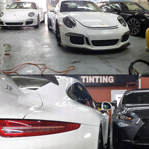 Performance Auto Styling Tint, Wraps & More