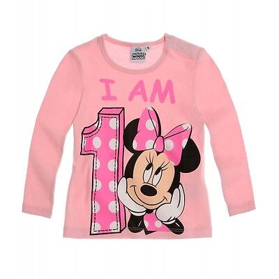 T-shirt MINNIE j'ai 1 an
