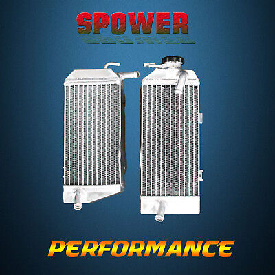 2-Row/CORE Aluminum Radiator For Honda CRF450R CRF 450 09-12