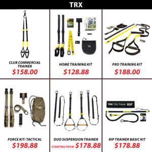 Wall TRX Home Pro Tactical Force RIP Suspension Trainer kit Door