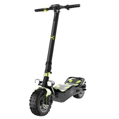 Cecotec Patinete eléctrico Bongo Serie Z Off Road Green. Potencia máxima de...