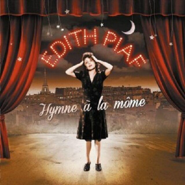 EDITH PIAF - HYMNE A LA MOME (BEST OF)  CD NEU