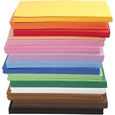 (19,15€/m²) Moosgummiplatten selbstklebend Moosgummi Platten, 20x30cm,wahlweise