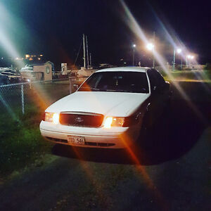 2008 Crown Victoria p71 TRADE FOR SLED