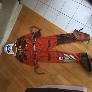 Costume Star Wars Taille 8-10