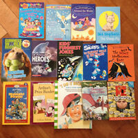 Books for 6-9 year olds
