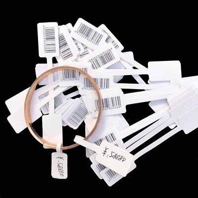 100500pcs Jewelry Ring Bracelet Necklace Price Label Sticker Display Tags