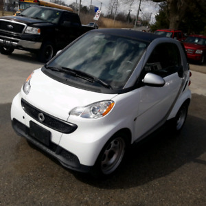 2013 smart car only 51km safety+3 month warranty* included