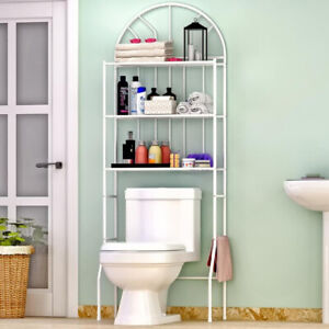 Anysell88 3 Shelf Over The Toilet Bathroom Space Saver