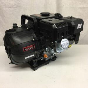 Pompe à eau / Water Pump : 6.5Hp gas/gaz engine