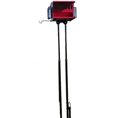 Pro Bird Feeder Stand Heavy Duty Bird Feeder Pole Wheel Chair Accessible