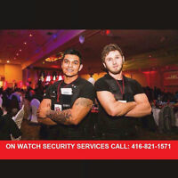 On Watch Security Services