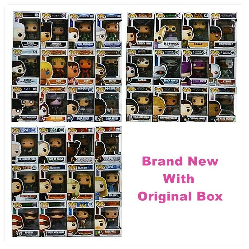 Funko Pop! Variety categories  Brand New In Box