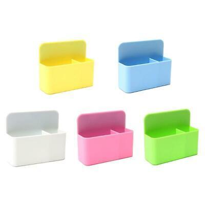 Magnetic Dry Erase Marker Holder Whiteboard Pen Eraser Holder Organizer Box