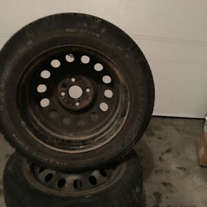 4 tire with rim for Toyota echo Gatineau Ottawa / Gatineau Area image 6