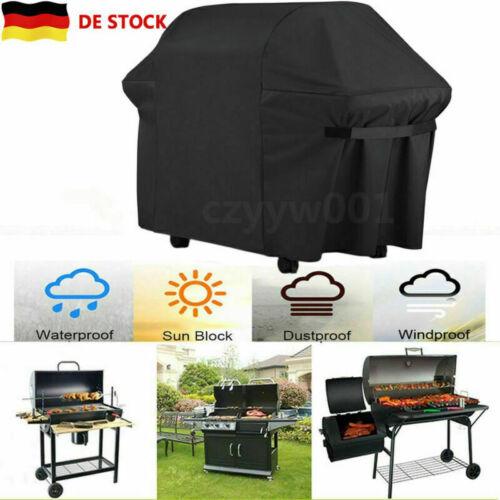 Grill Abdeckhaube Grillabdeckung Wasserdicht BBQ Cover für Weber Genesis 300 DE