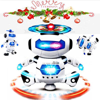 Toys for Boys Kids Toddler Dance Robot 4 5 6 7 8 9 10 11 Year for Christmas Gift - Toy Robots For Toddlers