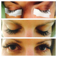 eyelash extension, august promotion60 $