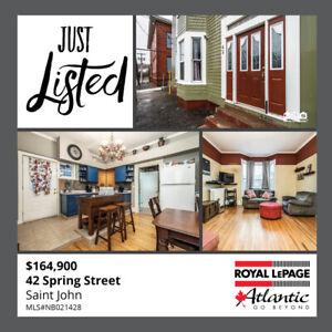 42 Spring Street - 4 Unit Rental Property