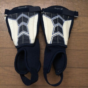 RUCANOR SHINGUARDS--SIZE XXXS